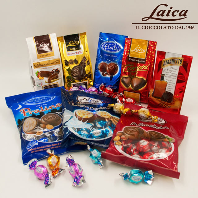 Σοκολατάκια Laica